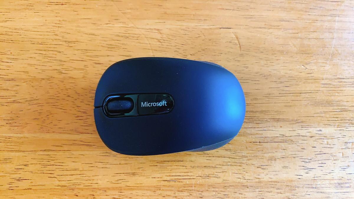 Bluetoothモバイルマウス3600