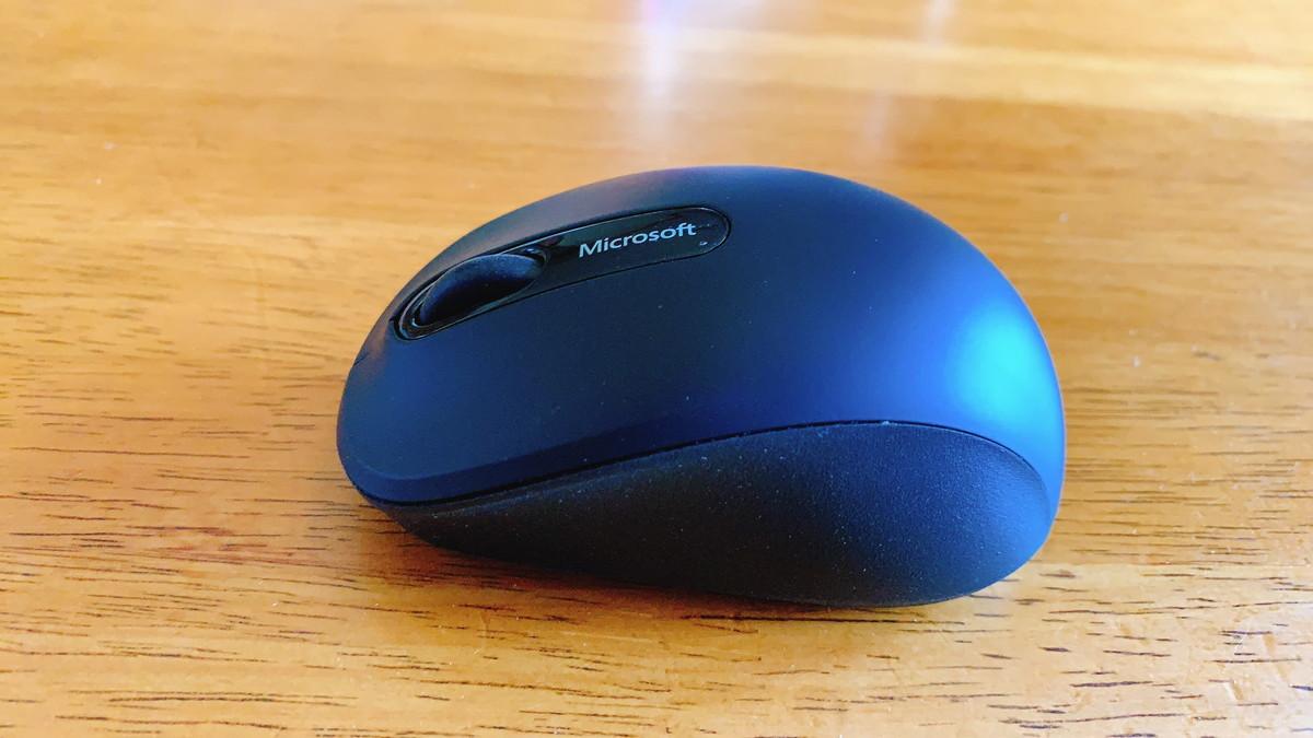 Bluetoothモバイルマウス3600の形