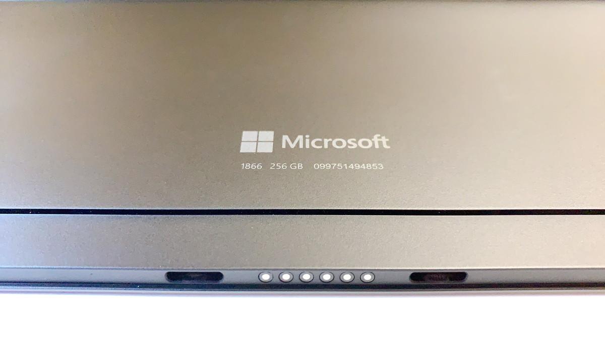 SurfacePro7のSSD256GB
